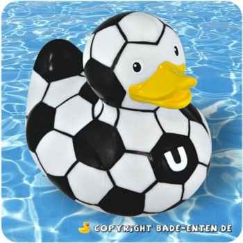 Quietscheente Big Duck Football - BUD by Designroom