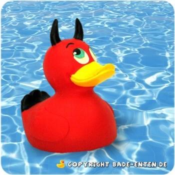 Badeente Diabolo Duck