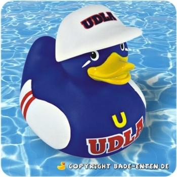Mini-Quietscheente College Jock Duck