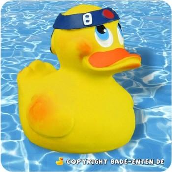 Badeente Samurai Duck