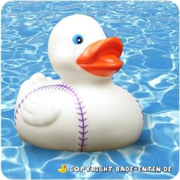 Badeente Baseball