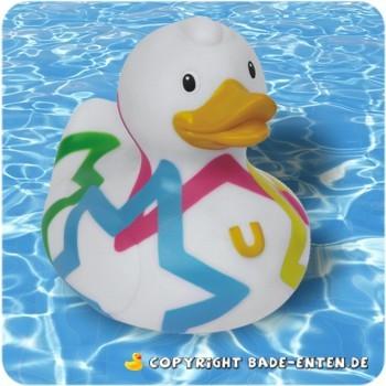 Quietscheente Sport Stars Duck BUD by designroom