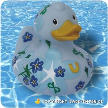 Quietscheente Forget-Me-Not Duck BUD by designroom