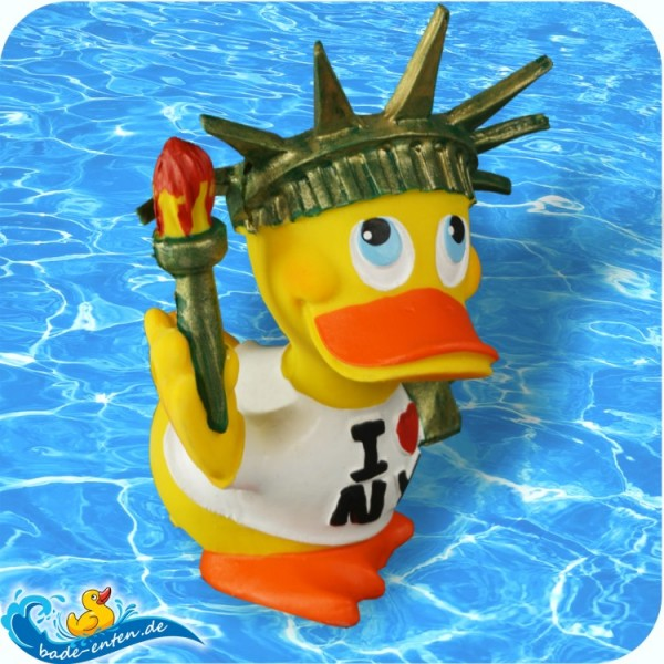 Miss Liberty Duck