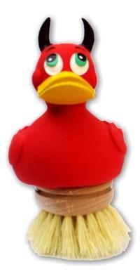 Spülbürste Diablo Duck