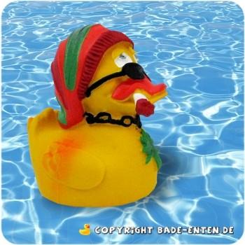 Rasta Duck
