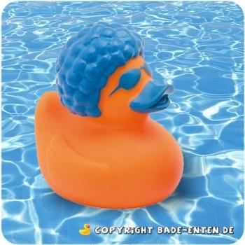 Hippie Duck orange