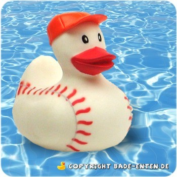 Deco Duck Baseball