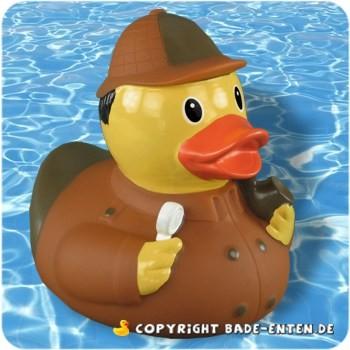 Badeente Detektiv
