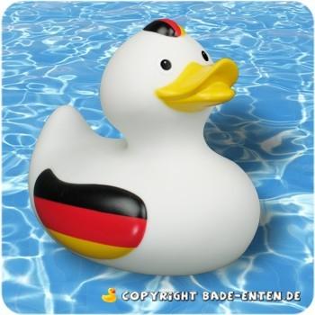 Badeente Deutschland