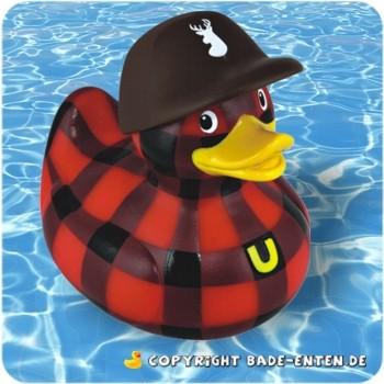 Mini-Quietscheente Hunter Duck