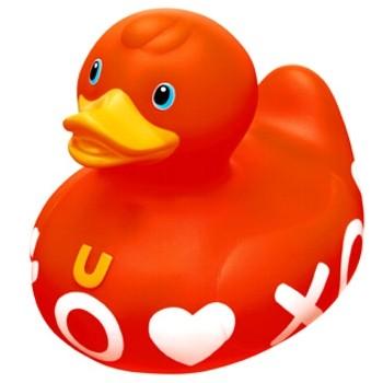 Quietscheente Hugs and Kisses Duck- BUD by Designroom