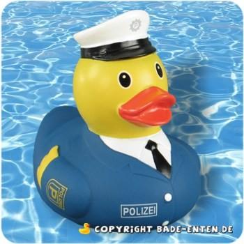 Badeente Polizei