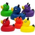 6er Set - Color Deviel Duckies