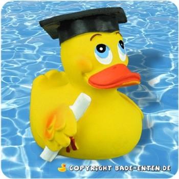 Badeente Diplom Duck