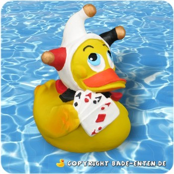 Badeente Poker Duck