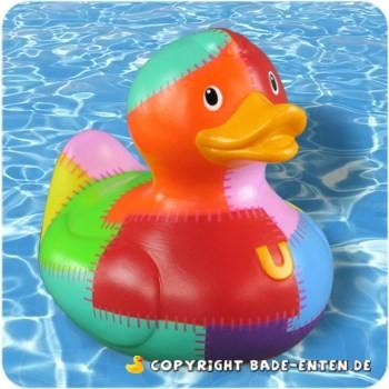 BUD Quietscheente Deluxe Boho Duck