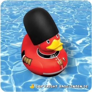 Mini-Quietscheente Deluxe Duck Royal Guard