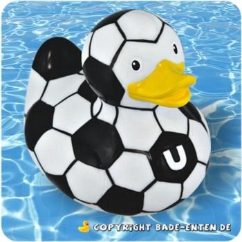 Quietschente Football Duck- BUD by Designroom