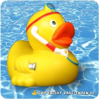 Squeaky Doctor Duck