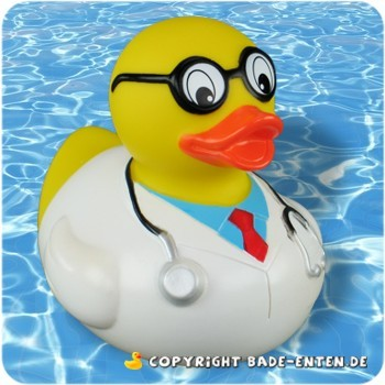 Badeente Dr. Alfons