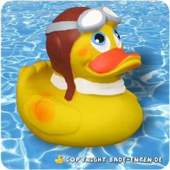 Badeente Pilot Duck