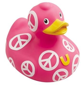 Mini-Quietscheente Duck Symbol