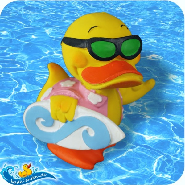 Surfer Duck