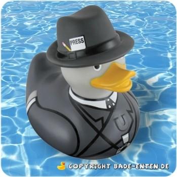 Quietscheente Big Duck Paparazzi - BUD by Designroom