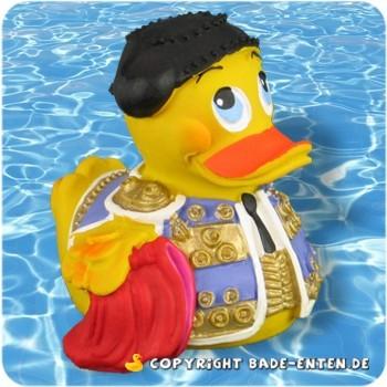 Badeente Torero-Duck