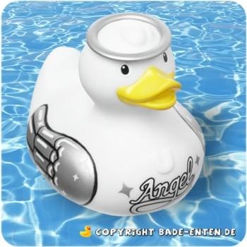 Mini-Quietscheente Deluxe Duck Angel