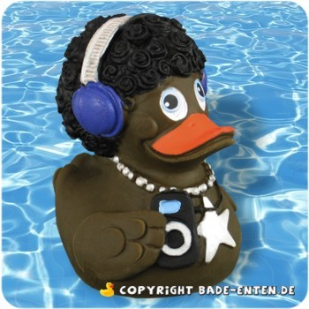 Badeente Disco-Duck