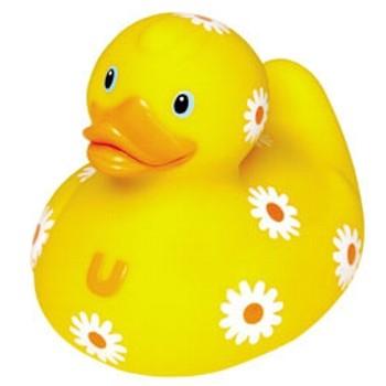 Mini-Quietscheente Daisey Duck