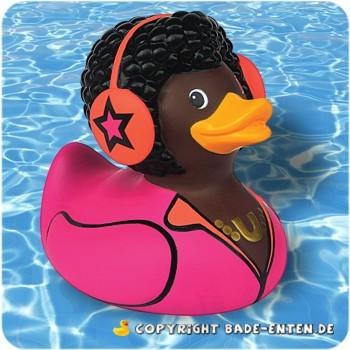 Mini-Quietscheente Deluxe Duck DJ