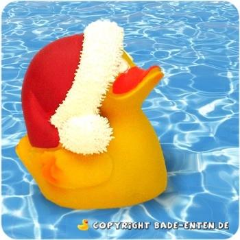 Santa Claus Duck