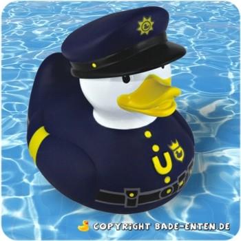 Mini-Quietscheente Cop Duck