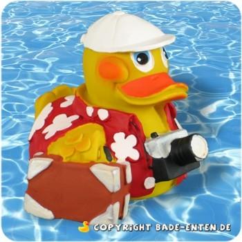 Badeente Fahr in Urlaub-Duck